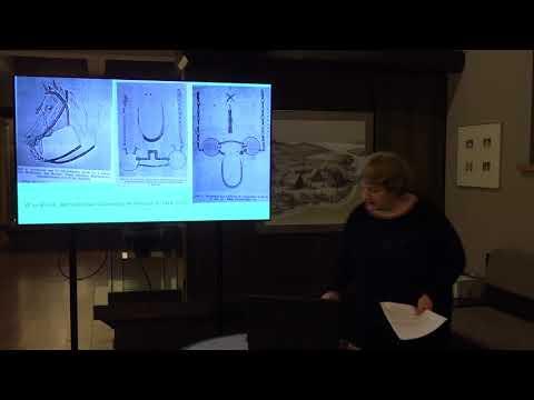Ankstyvojo romėniškojo laikotarpio žirgo kamanos Vakarų Lietuvoje