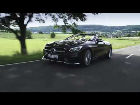 Mercedesbenz S Class Coupe Cabriolet Кабриолет класса A - рекламное видео 2
