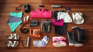 What to pack on a trip to Costa Rica?