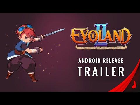 Vídeo do Evoland 2