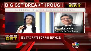 Rahul Khosla President Max Group speaks to CNBCTV18 about the impact of