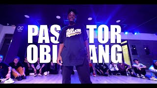 Alex Isley - Loss for words | Pastor Obiang | Dance Center Valencia