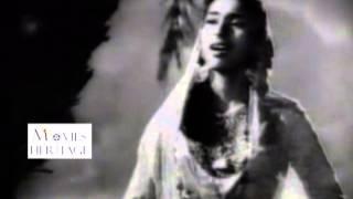 Mere Sarkar Teri Ishq Ki Duniya Ko Salam - Laila Majnu (1949