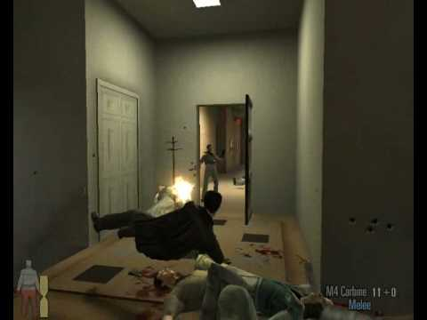 Gameplay de Max Payne 2: The Fall of Max Payne
