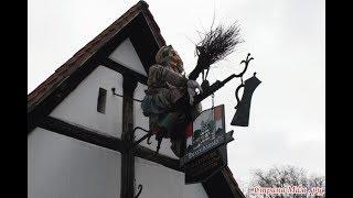 Вышивка крестом:Ведьмин домик.Решение.