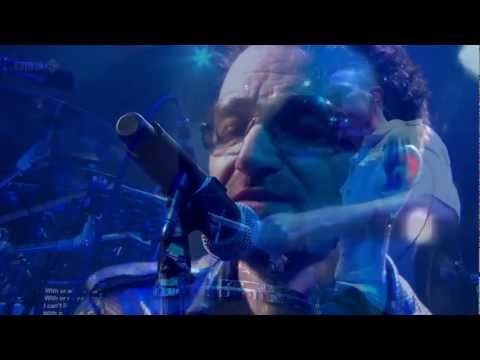 U2 Live at Glastonbury (HD) - With Or Without You