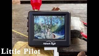 Hawkeye Little Pilot fpv Monitor 2.3 inch for FPV