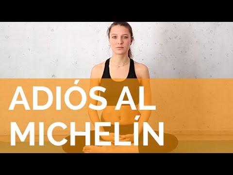 Liberáte De Las Llantitas Con Esta Clase De Yoga