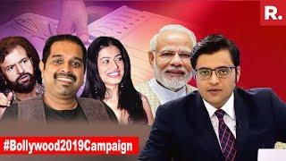 2019 Polls: 616 Artistes Vs 907 Artistes | The Debate With Arnab Goswami