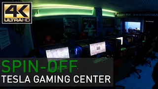 MSI e League of Legends al Tesla Gaming Center
