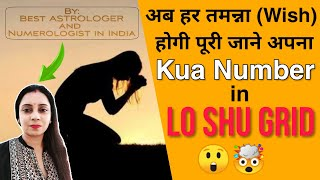 How To Find Your Kua Number In Numerology (Lo Shu Grid) Manifest Any Wish