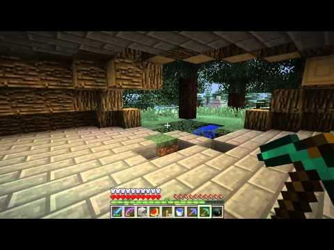 Minecraft MultiPlayer с Рейзом - #4 - АЛМАЗЫ