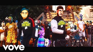 Rim'K   Air Max Ft. Ninho ( PARODIE FORTNITE )