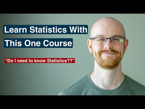 Best Course to Learn Statistics for Data Analysis