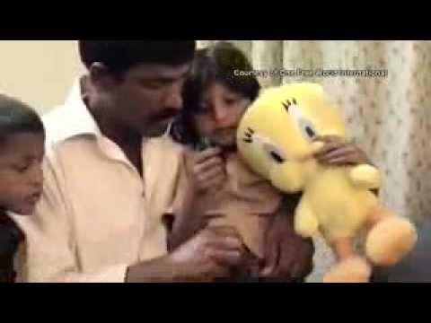 Little Hindus girls being raped in