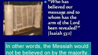 Isaiah 53, Proof Jesus is the Messiah!   Messianic Prophecy