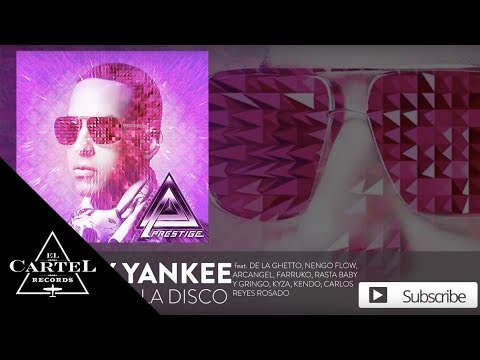 Daddy Yankee - Llegamos a la Disco (Audio Oficial)