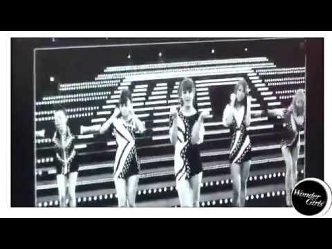 Wonder Girls Bts Making Mv Be My Baby Nd Album Wonder World