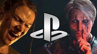 E3 2018 Predictions - The ENTIRE Sony PlayStation Press Conference!