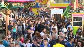 preview picture of video 'Pura adrenalina ai Baracconi di Perugia: novità da brivido al luna park'