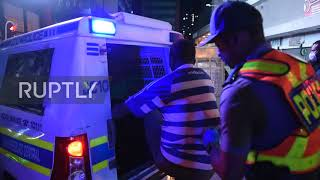 "South Africa: Lockdown is ""not going to happen"" - police deployed as locals refuse to cooperate"