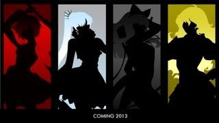 """RWBY """"Red"""" Trailer 