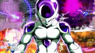 THE UNIVERSAL EMPEROR! Playing As Frieza In Dragon Ball Xenoverse 2!