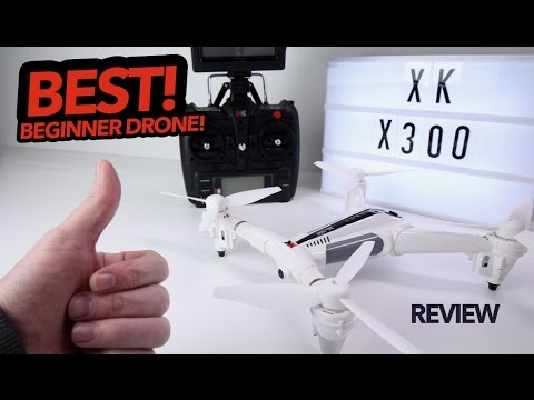 BEST BEGINNER DRONE – I LIKE IT! – XK X300 REVIEW