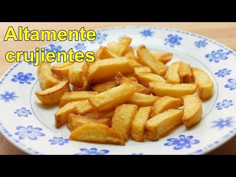 Las patatas fritas más crujientes DEL MUNDO - Especial 500.000 suscriptores