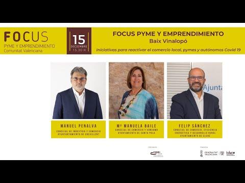 Sesión Iniciativas para reactivar el comercio - Focus Pyme Baix Vinalopó 20[;;;][;;;]