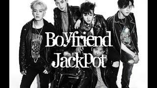 BOYFRIEND - JACKPOT MV names/members