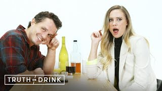 Pornstars Play Truth or Drink | Truth or Drink | Cut