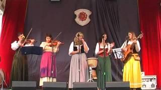 Video Slavnosti pětilisté růže 2011 - píseň Husičky