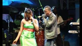 Wyre performing She say dat remix at KENYA LIVE Machakos Concert