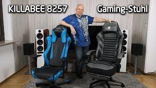 KILLABEE 8257 Gaming Chair Review (deutsch)