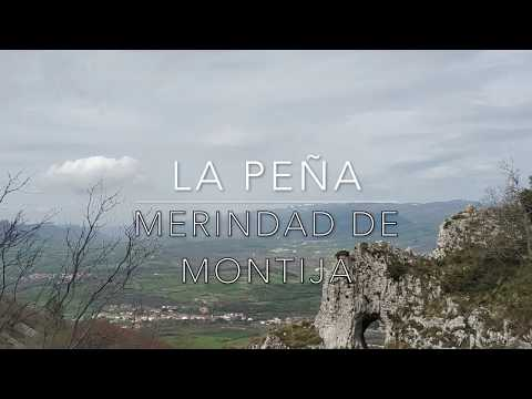 La Peña, Merindad de Montija (Burgos)