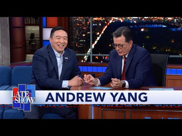 Video Pronunciation of Andrew yang in English