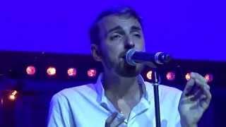 """Christophe Willem chante son nouveau single """"Le chagrin"""" Shamengo 19/09/2014"""