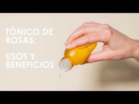 Tónico facial suave de Rosas Matarrania 100 ml