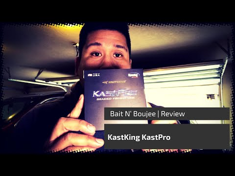 KastKing KastPro Braided Fishing Line Review. The Best Spectra Fishing Line!