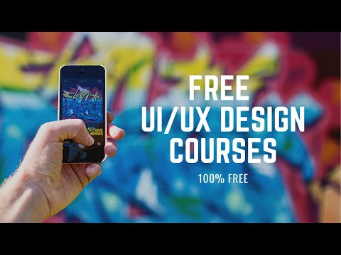 Learn UI/UX Design tools for FREE - YouTube