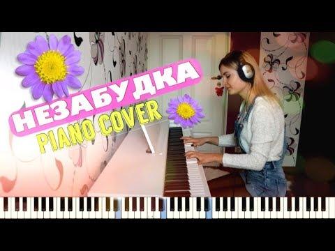 Тима Белорусских - Незабудка | Кавер На Пианино | Как Играть | Ноты