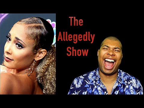 The Allegedly Show: The Roast of Amanda UNINVITED Seales