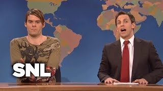 Weekend Update: Stefon on the Holidays' Hottest Tips - SNL