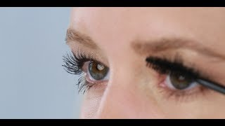 The Correct Way To Apply Mascara | Makeup Tips | Beauty How To