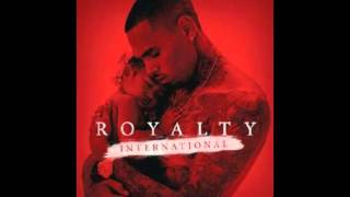 Chris Brown   Shattered Official Audio