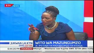Wito wa mazungumzo watolewa kati ya Rais Uhuru na kinara wa NASA Raila: Jukwaa la KTN pt2