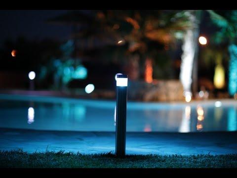 LAMPIONCINO A LED - illuminazione giardino