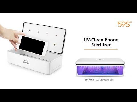 59S Box multifunzionale di sterilizzazione UV S2