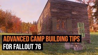 Fallout 76 Advanced C.A.M.P. Building Tips